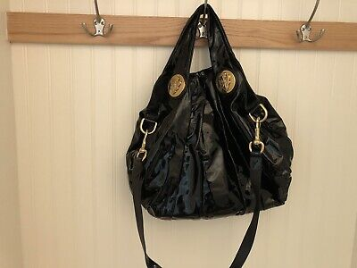Authentic Gucci Hysteria Patent Leather Bag