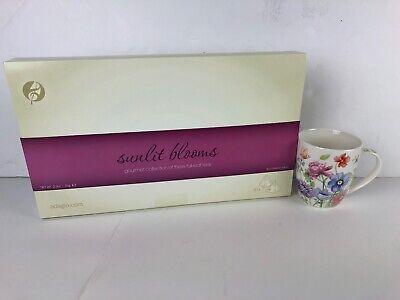 Adagio Tea Sunlit Blooms Tea Bags Floral Mug Gift Set New Easter Mother's Day