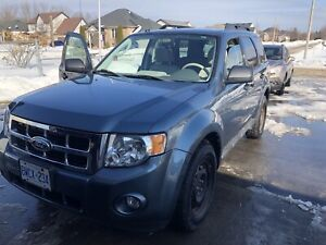 2011 FORD ESCAPE XLT SAFETIED