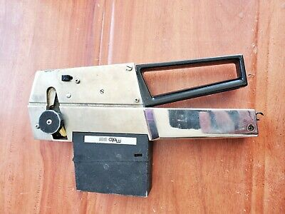 Meto 85 Pricing Gun Vintage