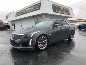 2017 Cadillac CTS-V Luxury