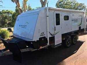 **FOR HIRE/NOT FOR SALE** CARAVAN JAYCO 2016 Expanda 17ft Outback