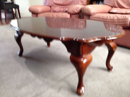 Coffee Table - Queen Anne, Excellent condition   Beaumaris Bayside Area Preview