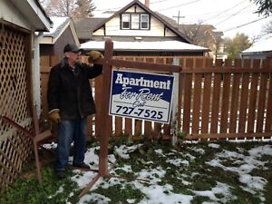 For Sale / Rent Sign