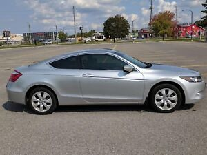 2009 Honda Accord 2.4L Manual