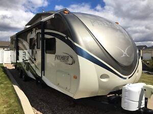 2012 bunk house travel trailer