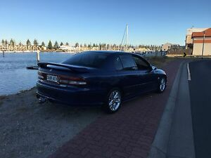 Commodore VT SS LS1 manual North Haven Port Adelaide Area Preview