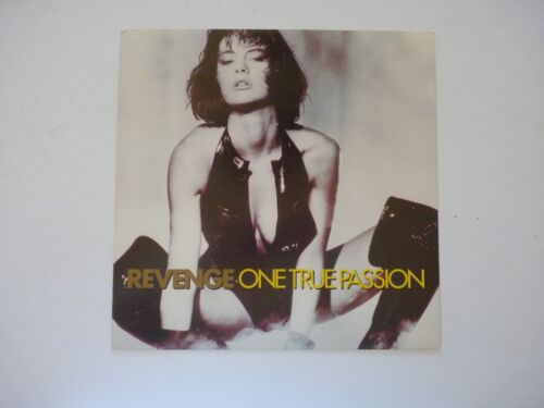 Revenge One True Passion LP Record Photo Flat 12x12 Poster
