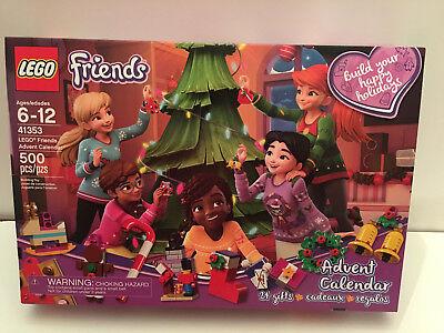 LEGO 41353 Friends Christmas Advent Calendar *New 2018 Edition* Sealed Holiday