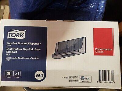 Tork W4 Top Pak System Folded Wiper Dispenser New 207328