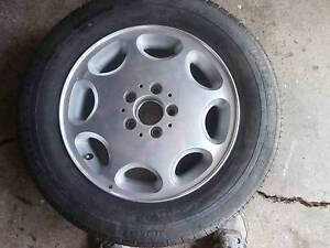 pirelli tyre + Mercedes Mag wheel  NEW Greystanes Parramatta Area Preview