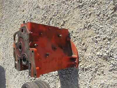 Case Vac Tractor Original Engine Motor Gas Block