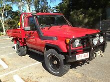 Toyota LandCruiser Tray Top 4WD 1997 Adelaide CBD Adelaide City Preview