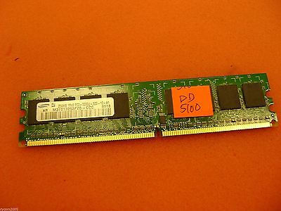 - Samsung M378T3253FZ0-CCC 256MB DDR2 240-PIN PC2-3200 from Dell Dimension 5100