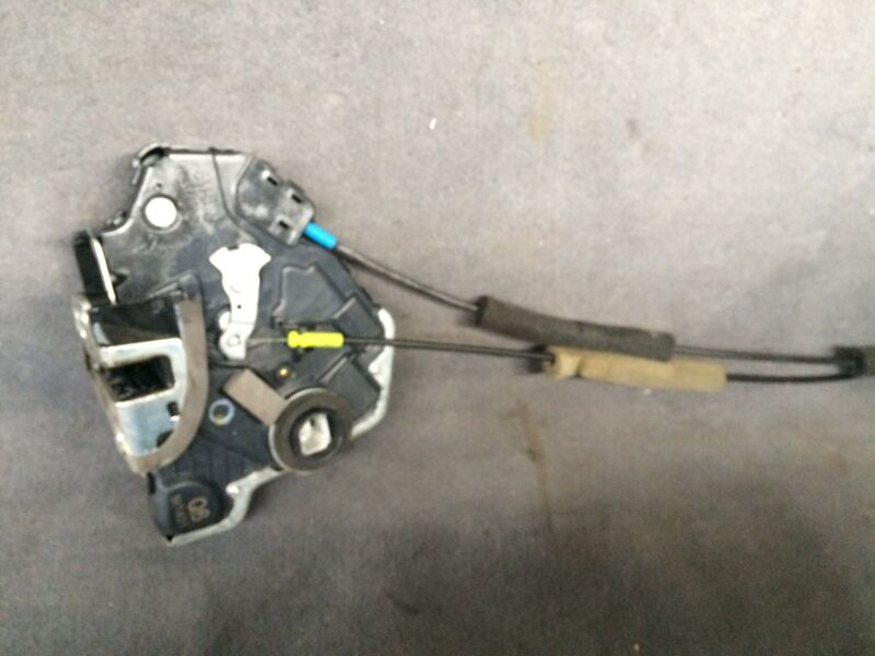 Lexus is 220d or 250 2006  Drivers Door Lock Mechanism and Latch Off Side Front