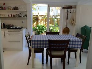 Furnished Studio Apartment + Courtyard for rent in Indooroopilly $350 Indooroopilly Brisbane South West Preview