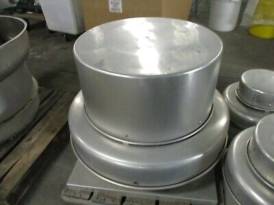 Greenheck Exhaust Fan G-170-b-x Used