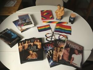 Gay movies  statues and odds