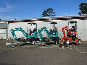 Dig-iTi Hire - Excavator Dry/Wet hire $250 Mernda Whittlesea Area Preview