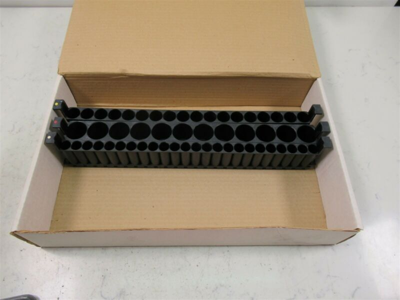 Lot of Wallac Racks for 1409 Liquid Scintillation Counter HPLC