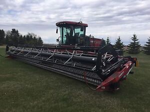 2008 Case IH WD 1203 Swather