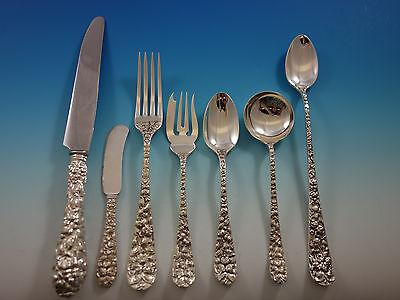 """Sugar Spoon Baltimore Rose Schofield Sterling Silver 2 3//4/"""" Salt 1 Piece"""