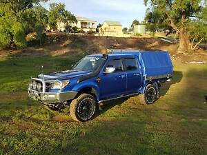 2010 Ford Ranger Ute Mannum Mid Murray Preview