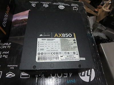 Professional Series Gold AX850 80 PLUS Gold Certified Fully-Modular Power Suppy