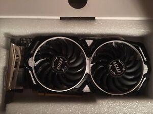 MSI RX 570 4GB