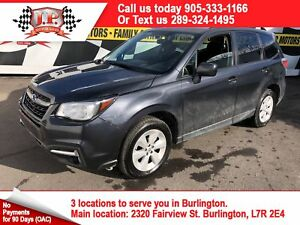 2017 Subaru Forester i Convenience, Automatic, Back Up Camera, A