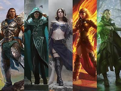 MTG Magic the Gathering - 24 Drafters Repacks - Bulk Rares - Battle for Zendikar