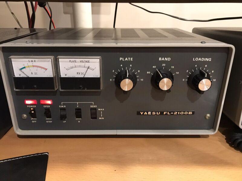 Yaesu FL-2100B