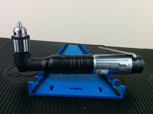 """#ah038 NEW Ingersoll Rand 3/8"""" right angle HD Air Drill 900 RPM 7LM3A43 Jacob"""