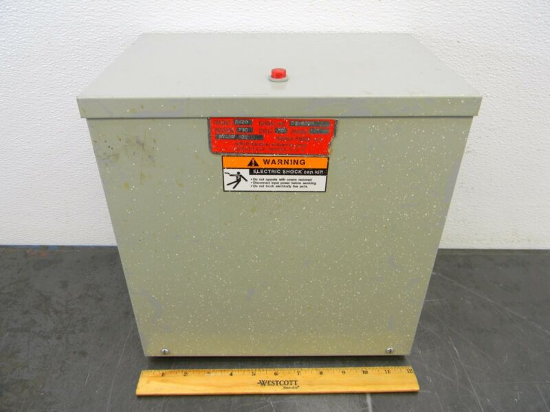 Furnas 42DE15AG106 Motor Starter Contactor Hoffman Electrical Enclosure A-12R128