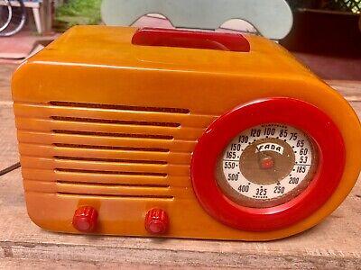 Fada model 1000 radio, 1945