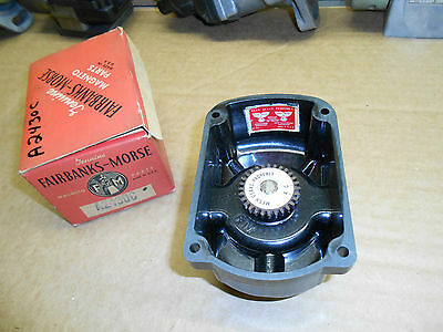 New Vintage Fairbanks-morse Magneto Distributor Cap Cover A2430c
