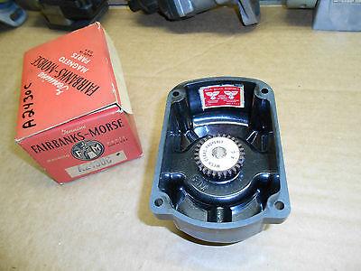 New Vintage Fairbanks-morse Magneto Distributor Cap Cover A2430c