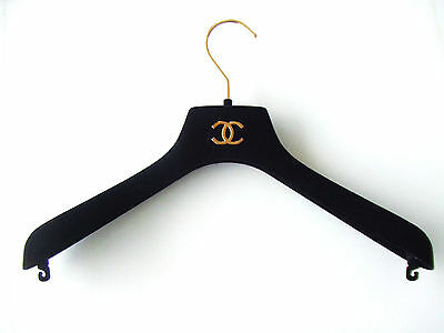 NEW GORGEOUS CHANEL DRESS TOP SWEATER SHIRT JACKET HANGER for sale  Shipping to India