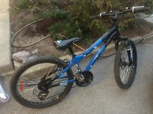 "24"" Airwalk mountain bike"