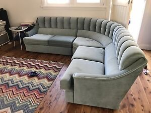 Retro 60s sofa very cool shape Old Toongabbie Parramatta Area Preview