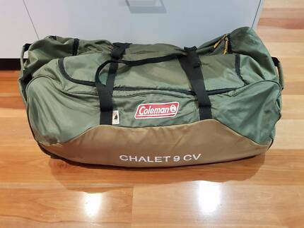 Coleman Chalet 9 CV Dome Tent used only 3 times | C&ing u0026 Hiking | Gumtree Australia Brisbane North West - Everton Park | 1167788646 & Coleman Chalet 9 CV Dome Tent used only 3 times | Camping ...