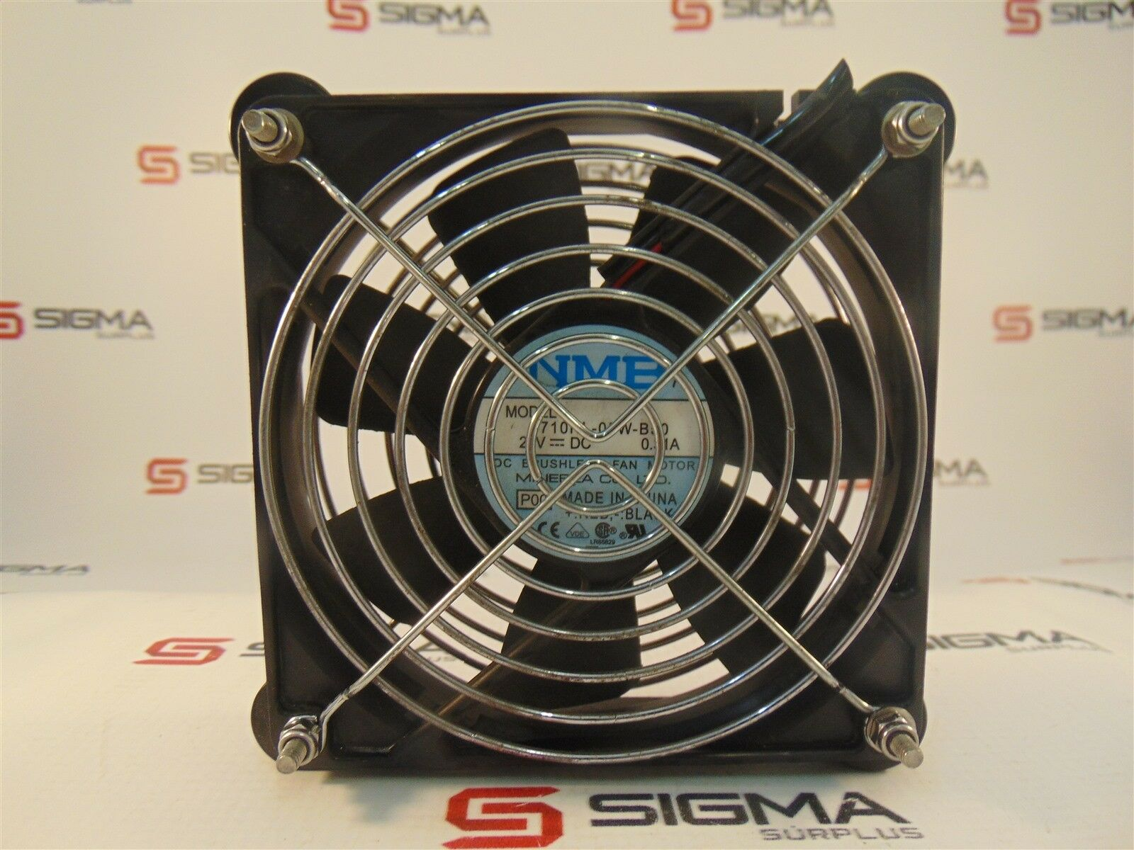 NMB 4710NL-05W-B50 Brushless Cooling Fan 24VDC 0.31A