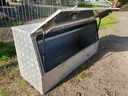 Heavy duty aluminium tradie toolbox Little River Outer Geelong Preview