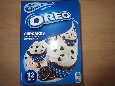 NEU/OVP Oreo 12 Cupcakes Muffin Backmischung  2019/08 MHD