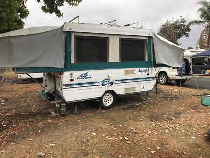 Jayco Swift 1999 model in great condition