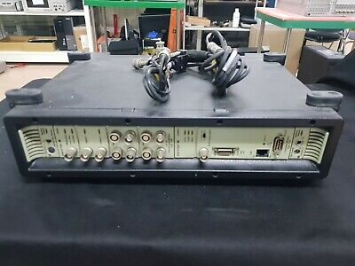 Bruel Kjaertype 3560-c 4ch 25khz Sound Vibration Acoustic Fft Analyzer3471
