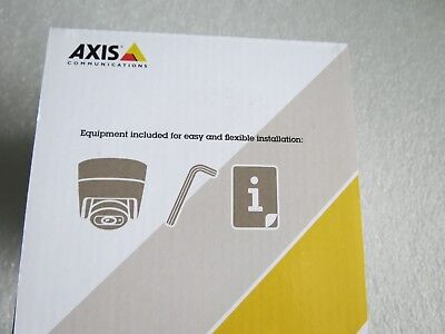 New AXIS M3105-LVE Network Mini Dome Camera in White 0868 001 Open Box for sale  Shipping to Nigeria