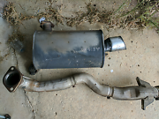 CT9A Stock Exhaust system Clovelly Park Marion Area Preview
