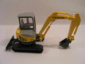 New-Holland-Caterpillar-Mini-Excavator-E502SR-Mototart-Diecats