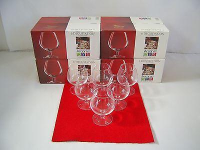 Cognacschwenker, Cognacgläser, Glas, Schwenker, verschiedene Packungsgrößen Cognac Glas
